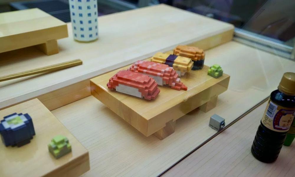 Ces sushis à imprimer pourraient nourrir le monde entier