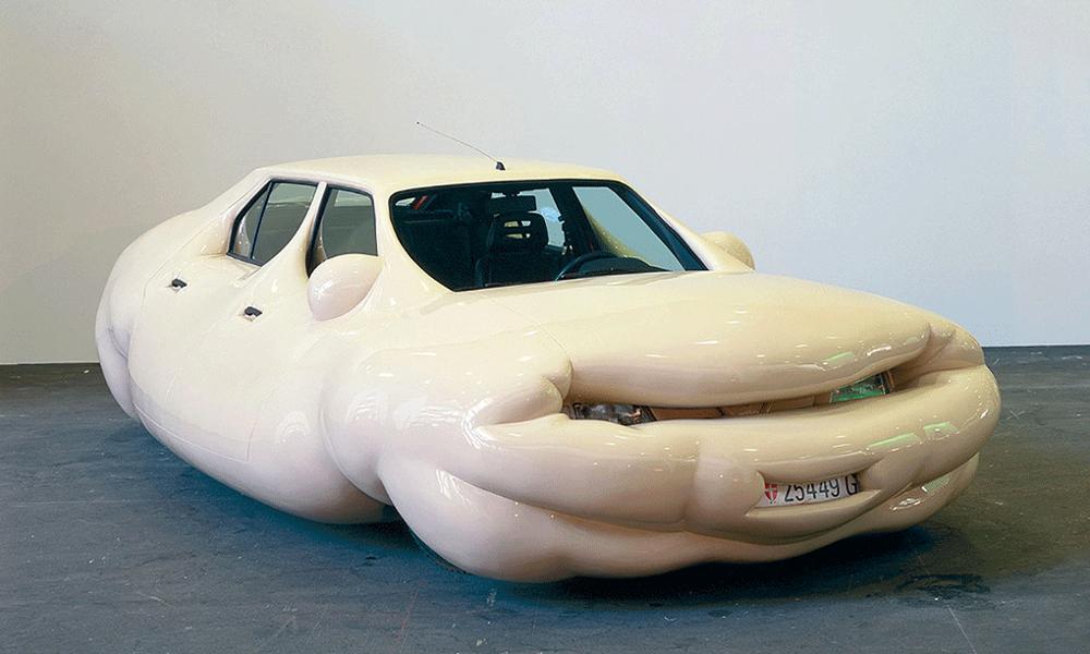 Pour des accidents plus doux, Google invente la carrosserie molle
