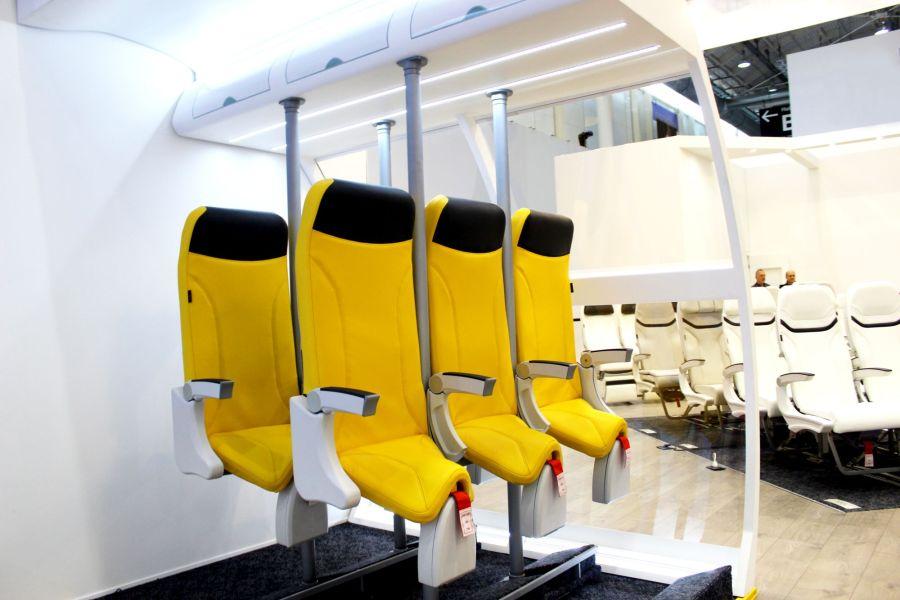 Des avions pour voyager debout, comme dans un bus