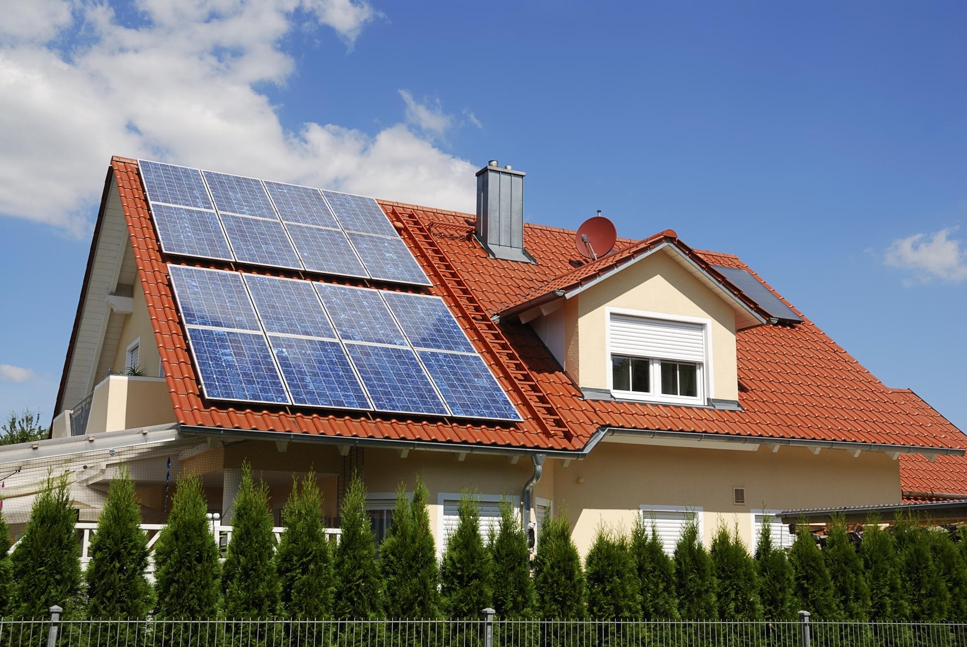 En Californie, les maisons solaires bientôt obligatoires