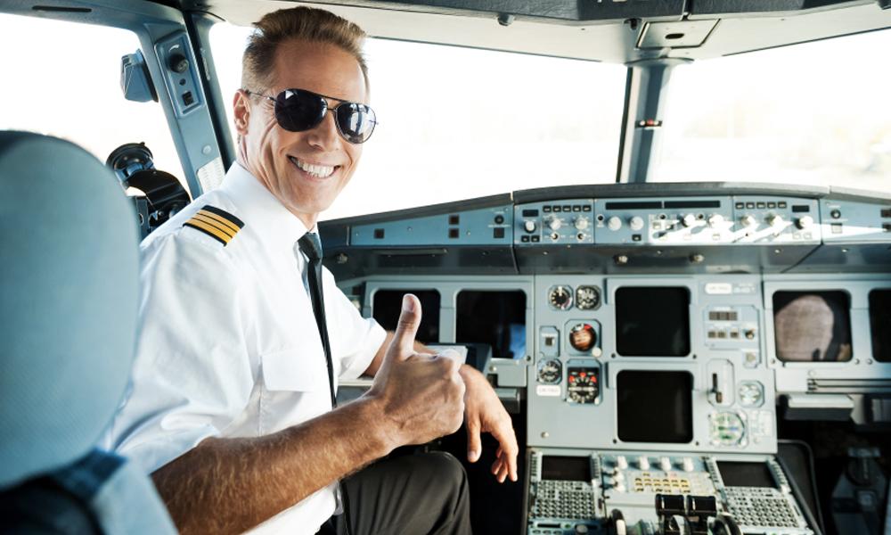 Plus de pilotes et moins de grèves ? Il suffit d'enlever les copilotes des avions