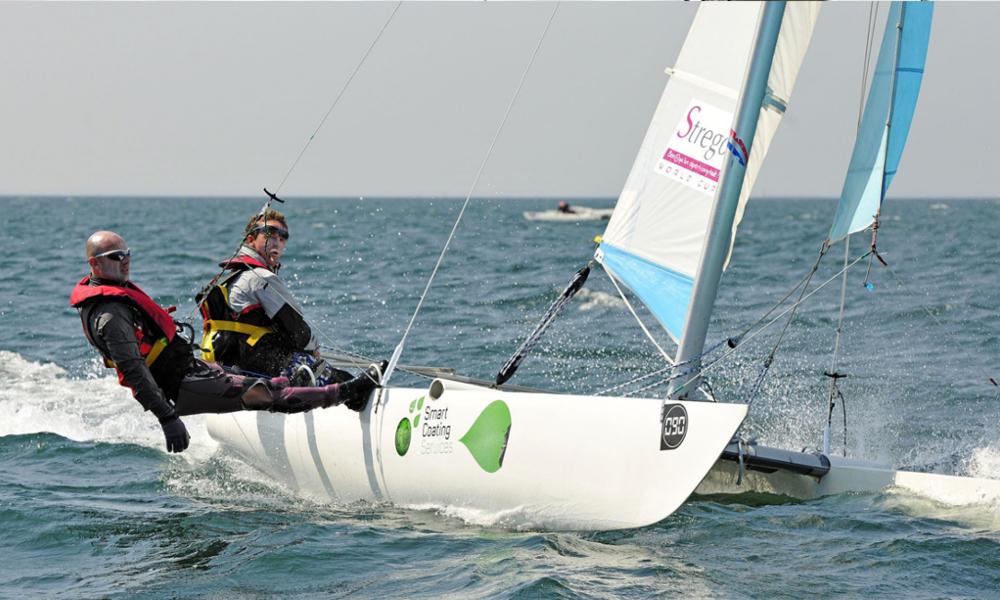 Grâce à cette asso bretonne, les aveugles peuvent aussi faire du voilier