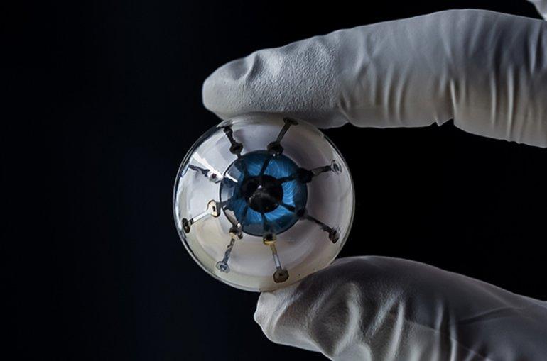 Cet œil bionique pourrait redonner la vue aux aveugles