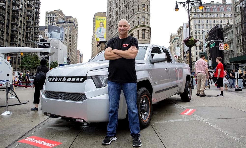 Steve Burns, l'homme qui voulait concurrencer Elon Musk