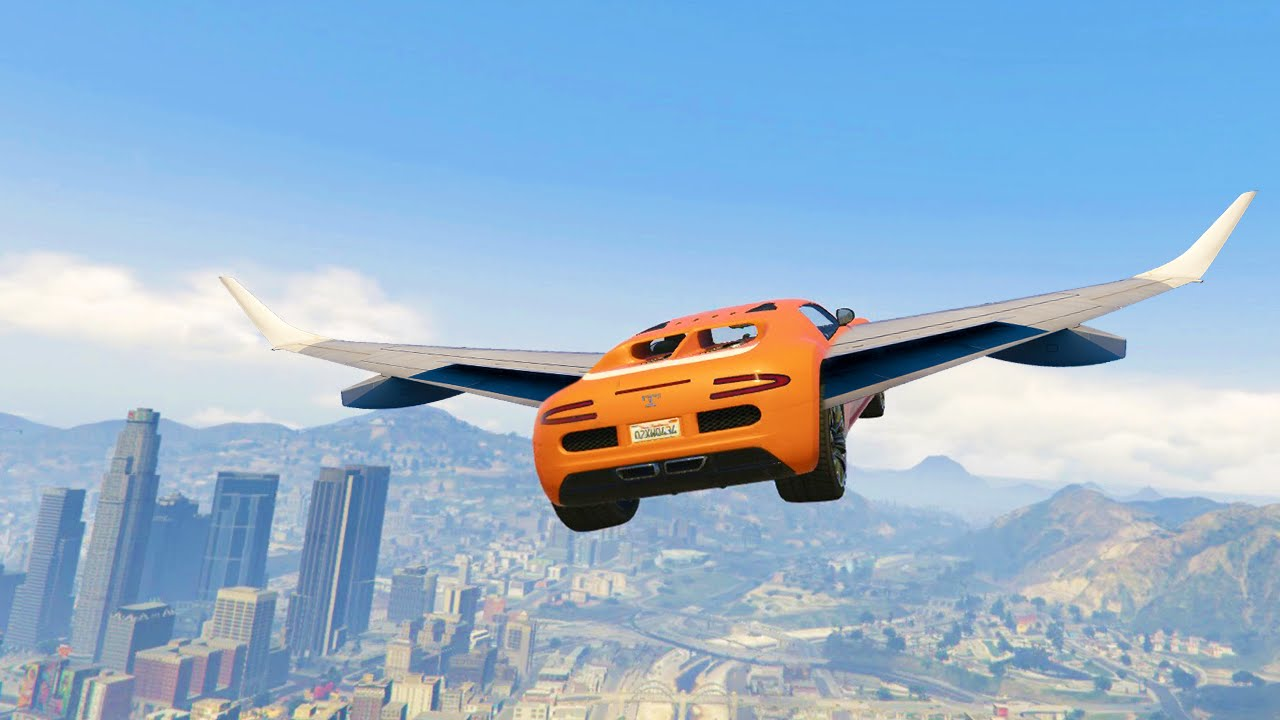 Le Japon veut être le premier pays à autoriser les voitures volantes