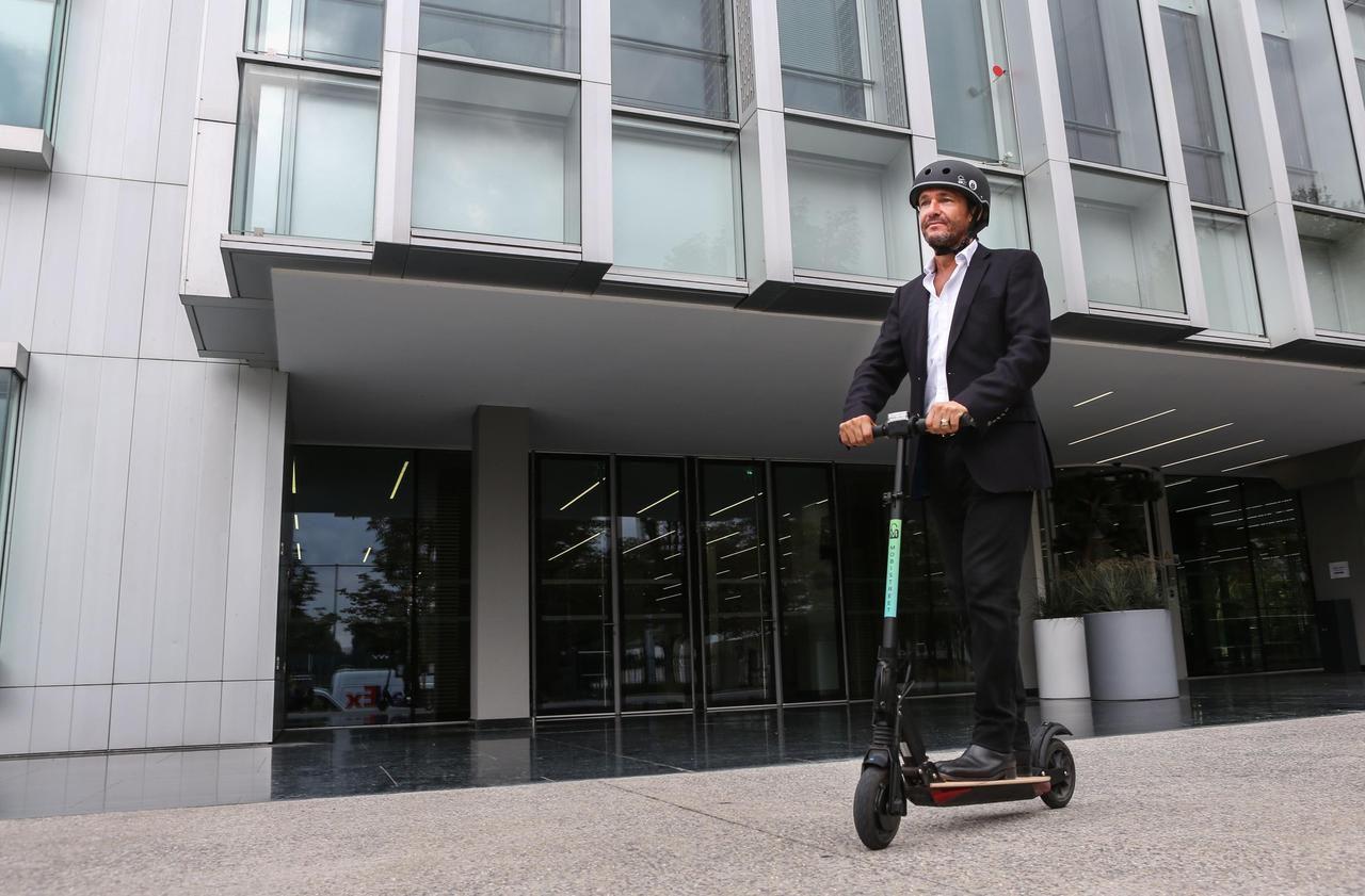 Mobistreet, la startup qui veut imposer les trottinettes électriques en entreprise