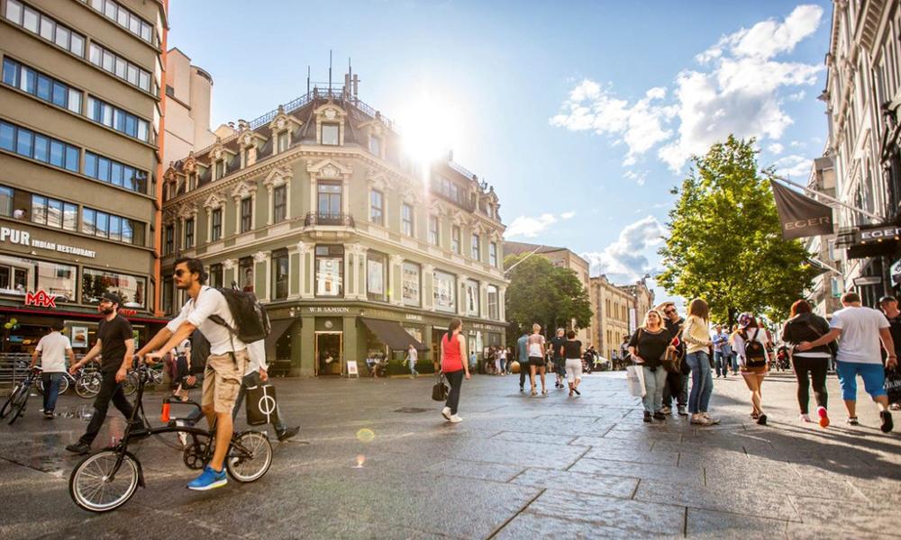 Oslo devient la première capitale sans voiture