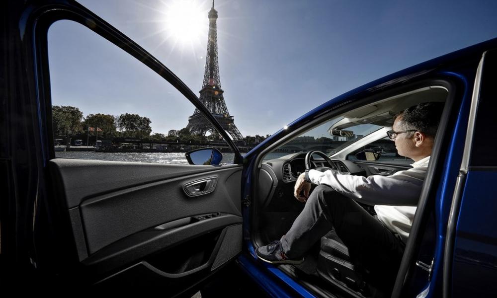 45 € pour un Barcelone-Paris avec une SEAT au gaz naturel