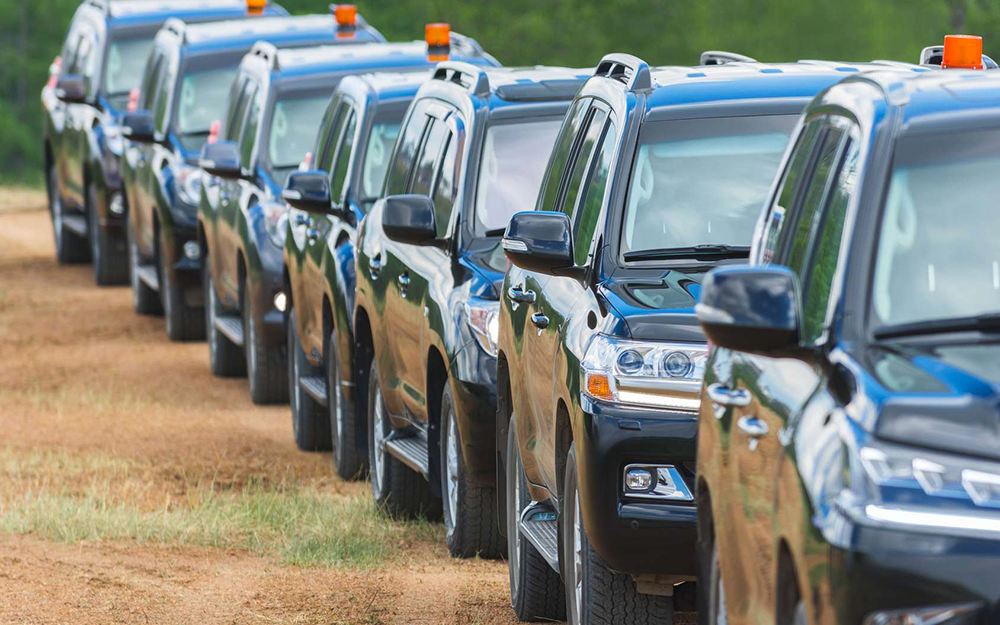 Apple invente le peloton de voitures autonomes pour économiser les batteries
