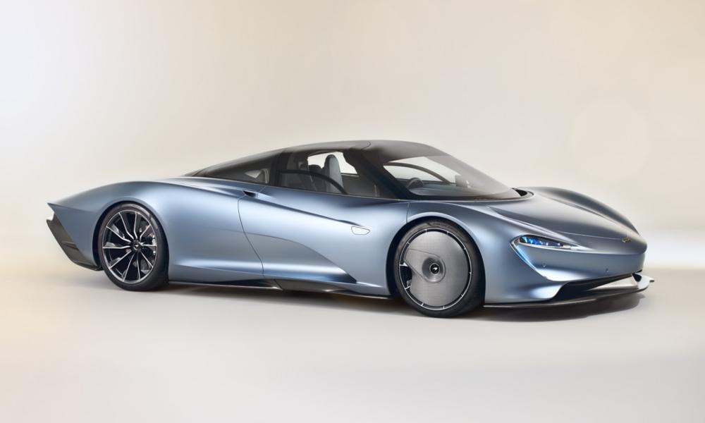 Voici la voiture hybride la plus rapide du monde