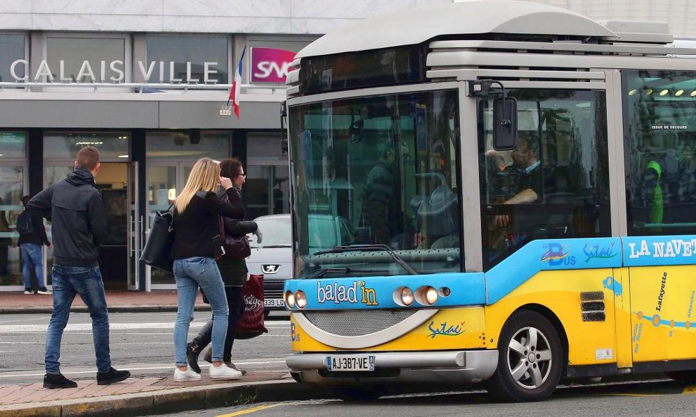 Après Dunkerque, Calais passe aussi aux bus gratuits