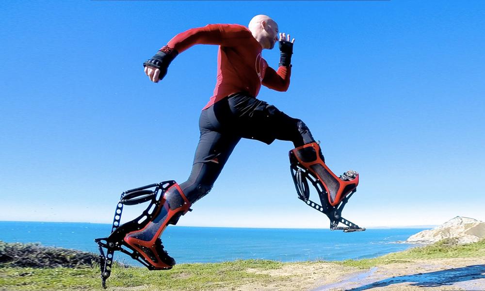 Course de drones ou d'exosquelettes… Un Français veut lancer les J.O. de la cyber-mobilité