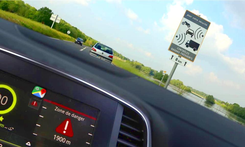 Bonne nouvelle : la détection des radars arrive sur Google Maps