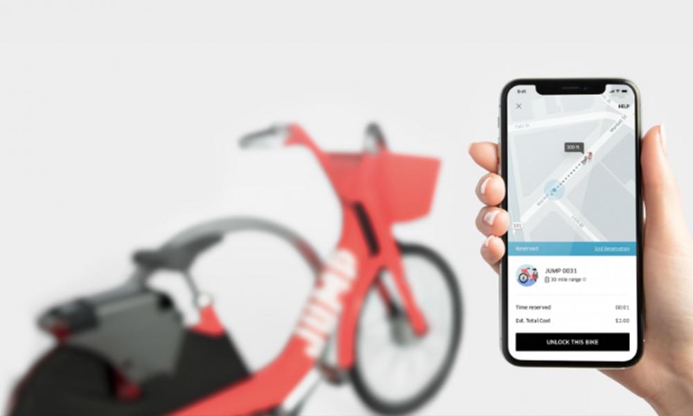 """Uber veut lancer des trottinettes et des vélos qui """"roulent tout seuls"""""""