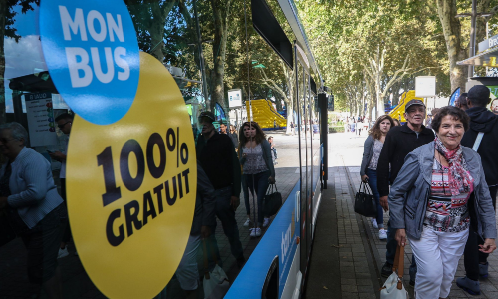Grand débat national : les Français réclament la gratuité des transports