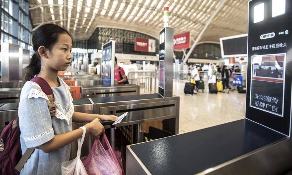 En Chine, le visage des usagers va devenir un ticket de métro