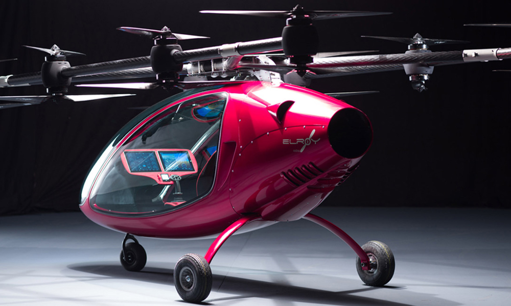 Le premier hélicoptère autonome est en vente, et il décoiffe