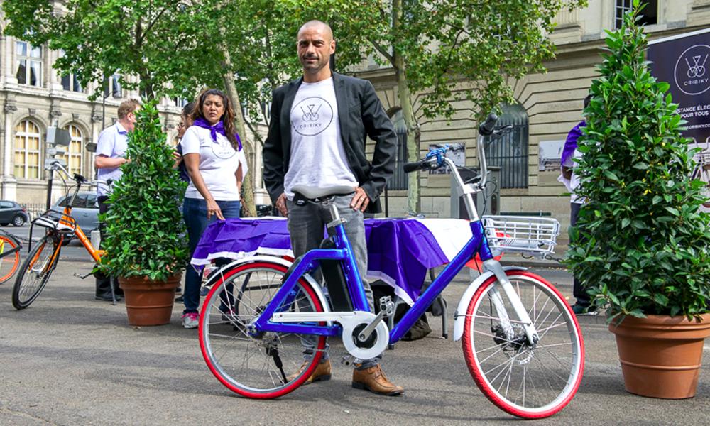 «Seine-Saint-Denis style»: voici le premier vélo électrique fait dans le 9-3