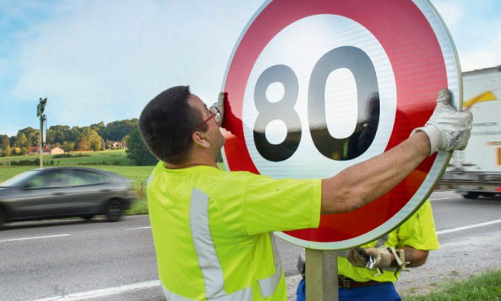 Bientôt la fin des 80 km/h : chaque région va pouvoir fixer sa vitesse