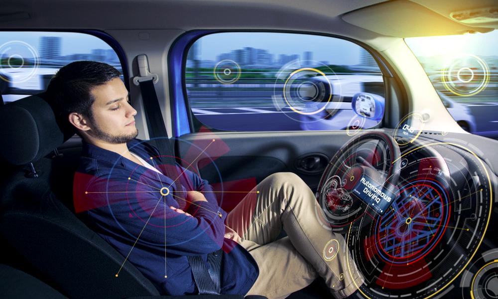 Deux tiers des Français veulent une voiture autonome… pour y dormir