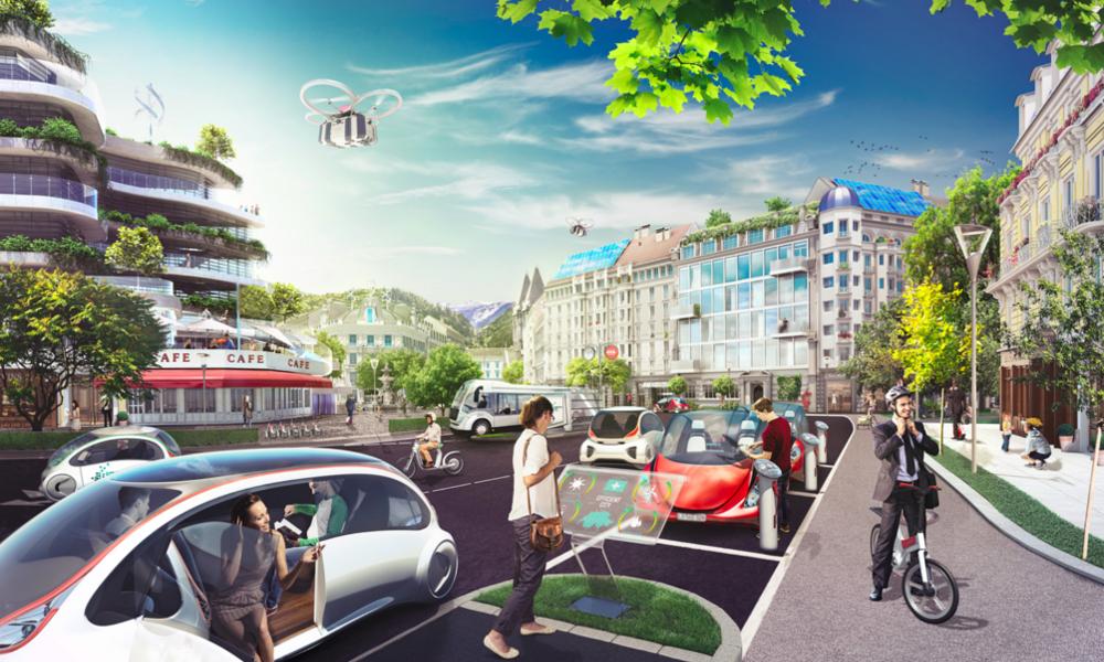 Quelles sont les 5 villes françaises qui font avancer la mobilité ?