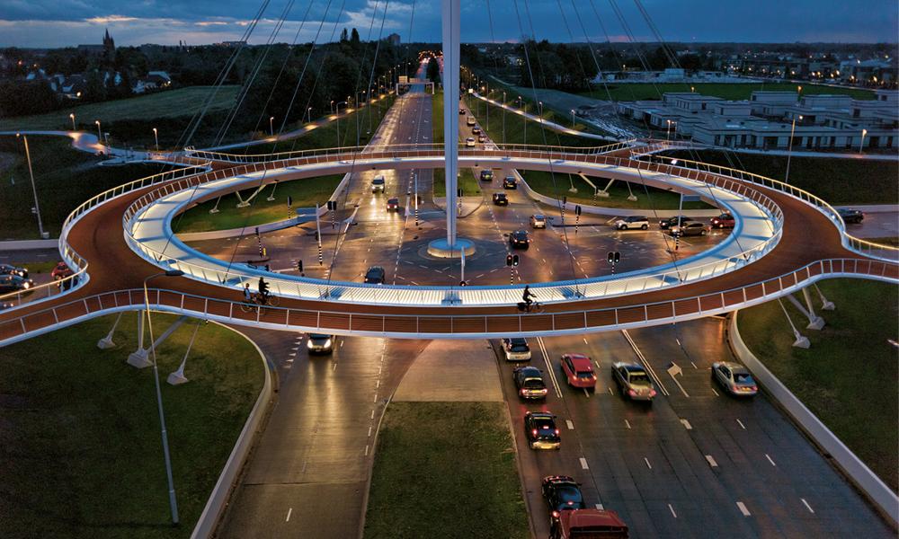 La Belgique inaugure les autoroutes connectées