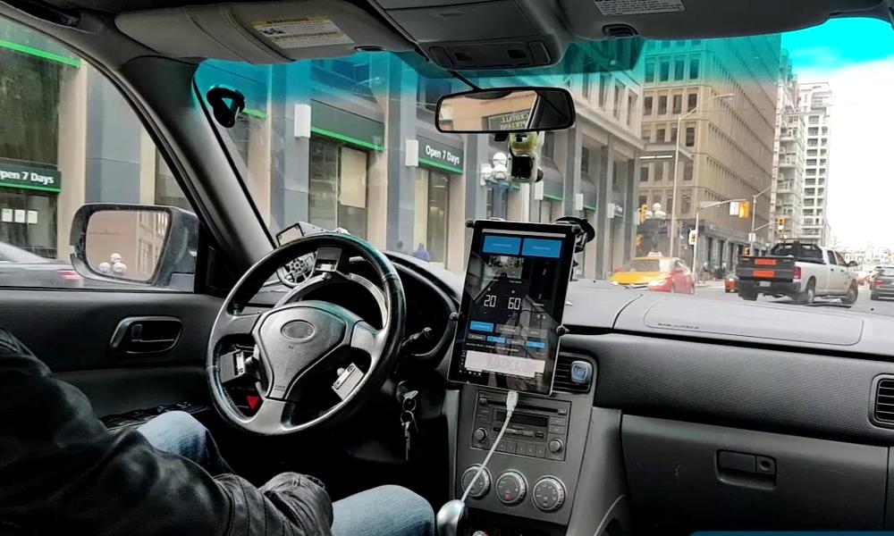 Ce kit rend n'importe quelle voiture autonome