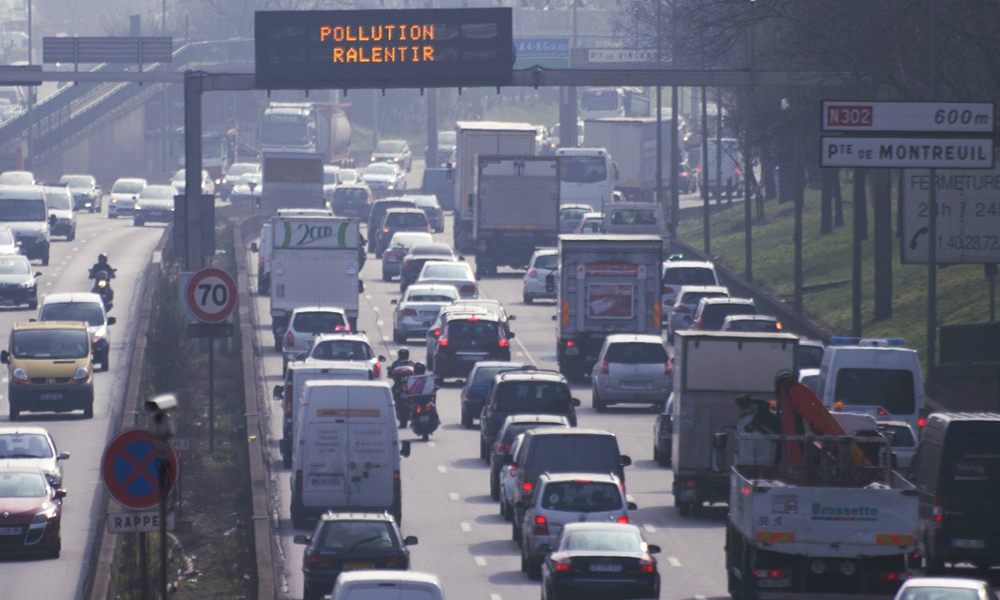 D'ici 2024, 12 millions de voitures ne pourront plus rouler en centre-ville