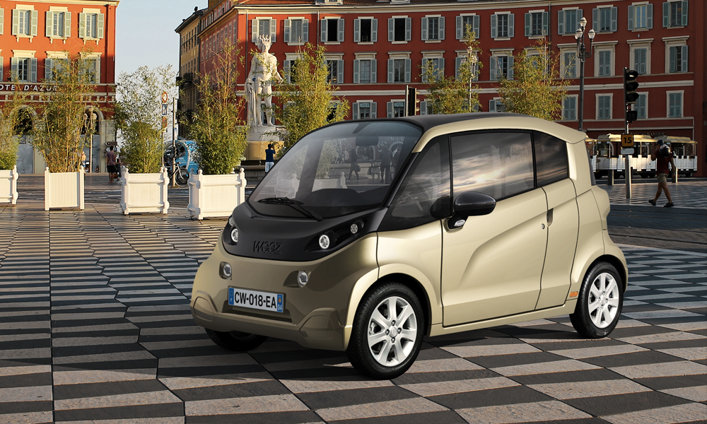 Made in France: une citadine électrique à 15 000 € pour rouler sans permis