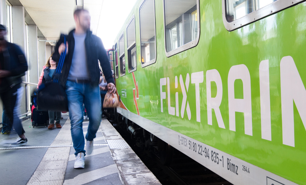 L'Allemand FlixTrain arrive en France dès 2021 pour concurrencer la SNCF