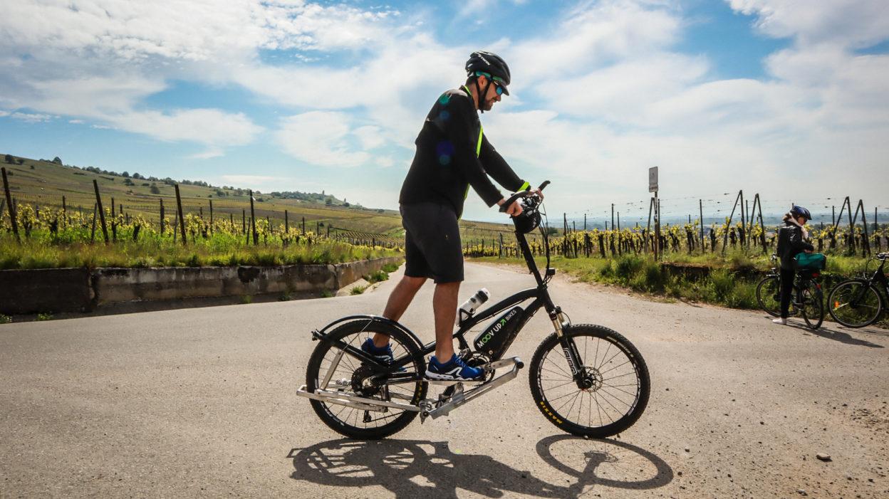 Moov Up, le premier vélo sur lequel on doit courir