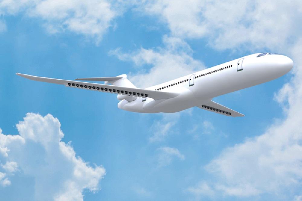 Cet avion français pourrait consommer 25% de kérosène en moins