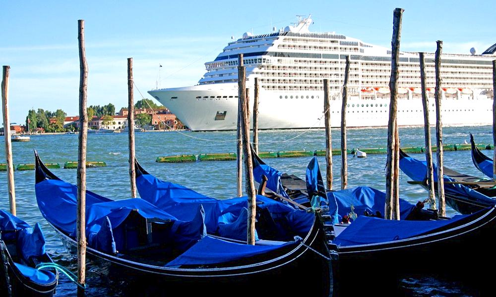 C'est officiel : Venise interdit ses canaux aux paquebots pollueurs