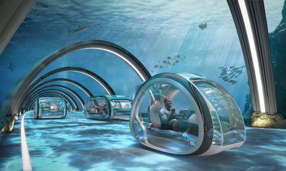 Brexit : des experts veulent construire une autoroute sous-marine entre Londres et l'Europe