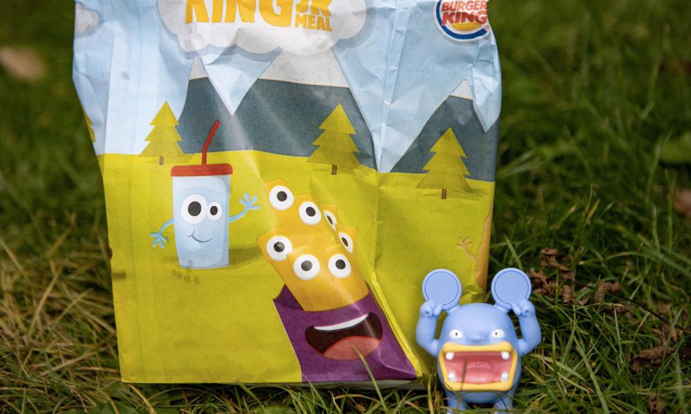 Pollution plastique: tous les jouets de Burger King bientôt recyclés en aires de jeux