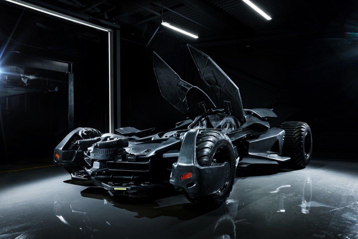 À saisir : une réplique de la Batmobile de Ben Affleck pour 770 000 euros