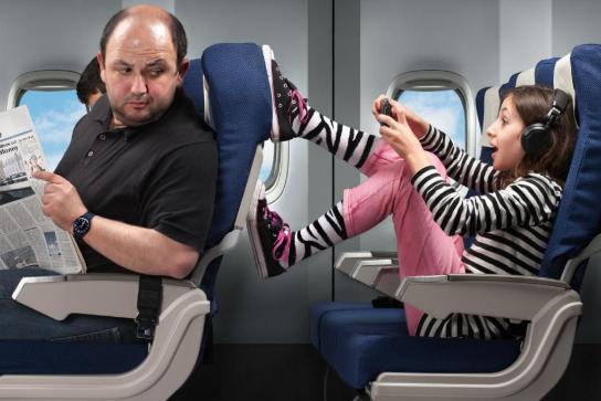 Une compagnie aérienne vous permet (enfin) d'éviter les bébés qui pleurent