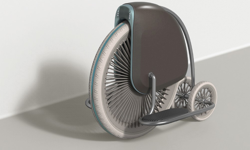 150 ans après, le Grand-bi fait son come-back en mode hoverboard électrique