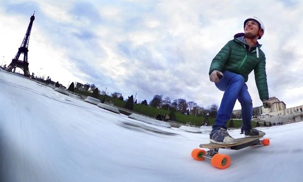 Envie de passer au skate électrique ? Unikboards vous le fabrique sur mesure