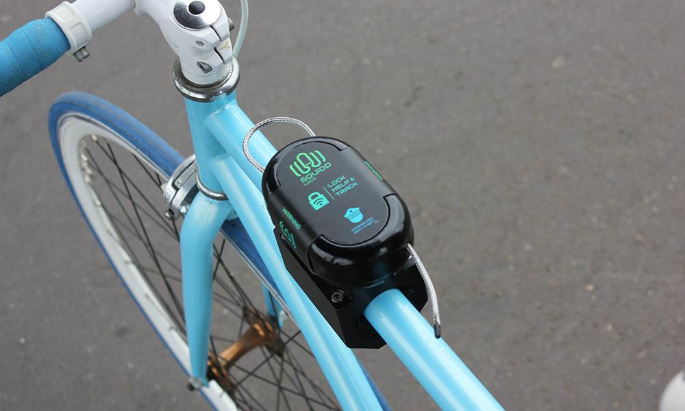 Rencontre avec Squiddy, la startup qui veut en finir avec les vols de vélo