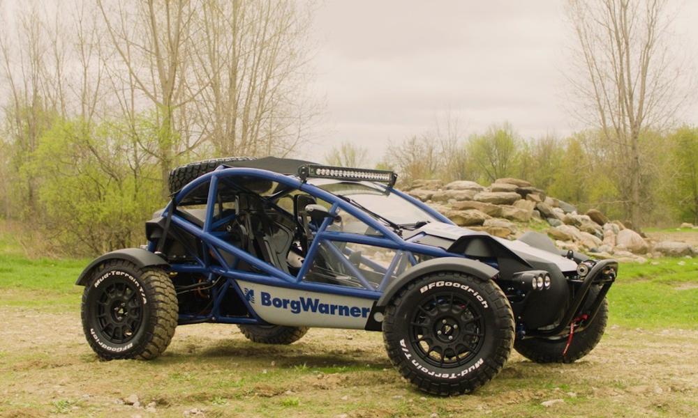 L'Ariel Nomad : enfin un buggy 100% électrique pour les aventuriers écolos