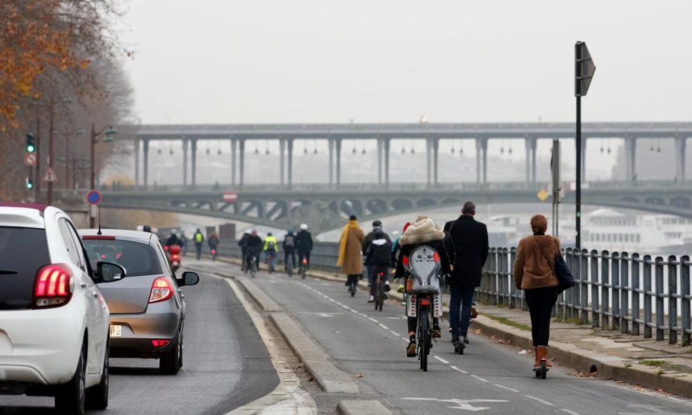 Le vélo serait 10 fois moins polluant que… la voiture électrique