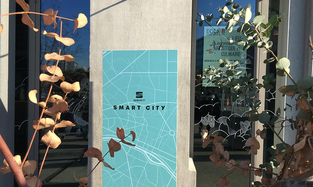 On était au Smart City Tour de SEAT pour voir le futur de la mobilité