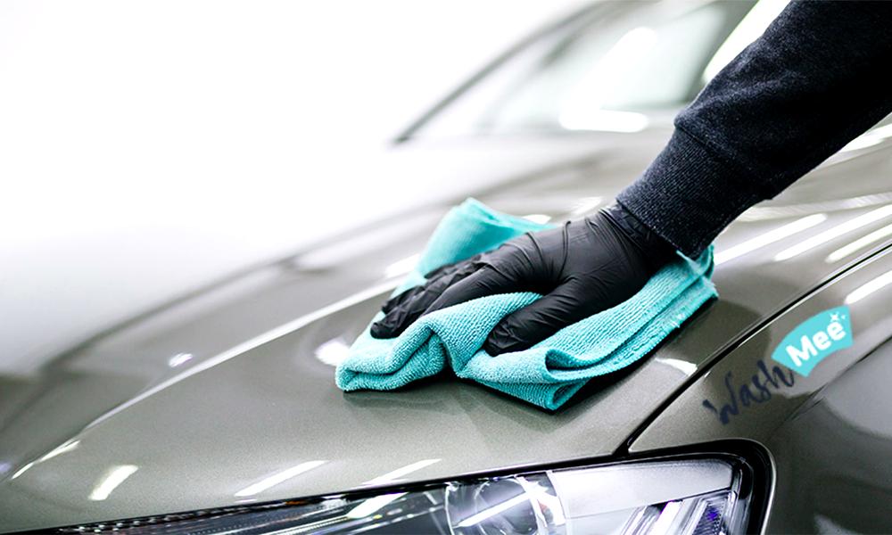 Moins cher avec moins d'eau : comment WashMee veut révolutionner le lavage auto