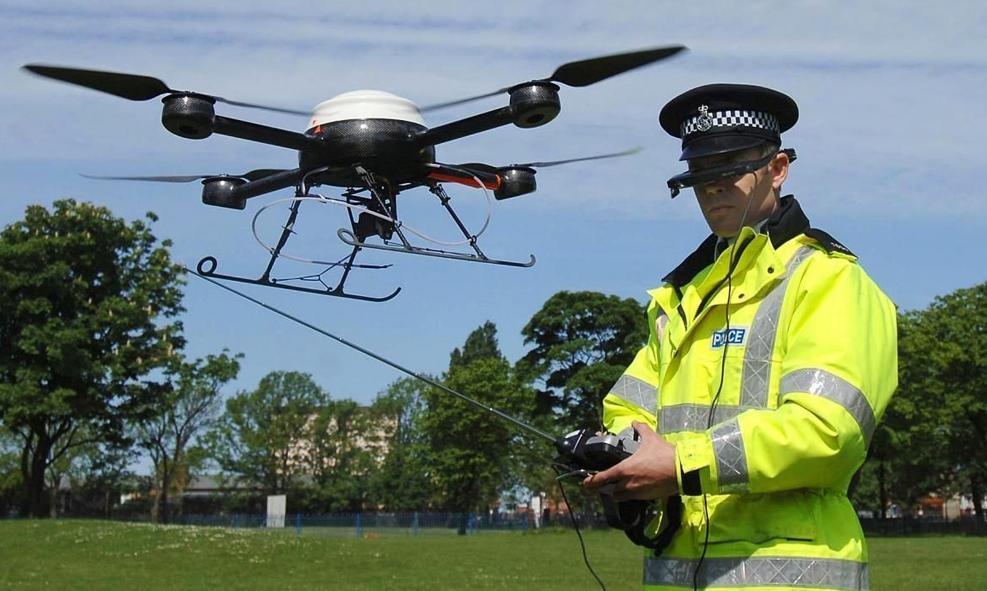En Bretagne, on déclare la guerre aux dealers avec des drones policiers