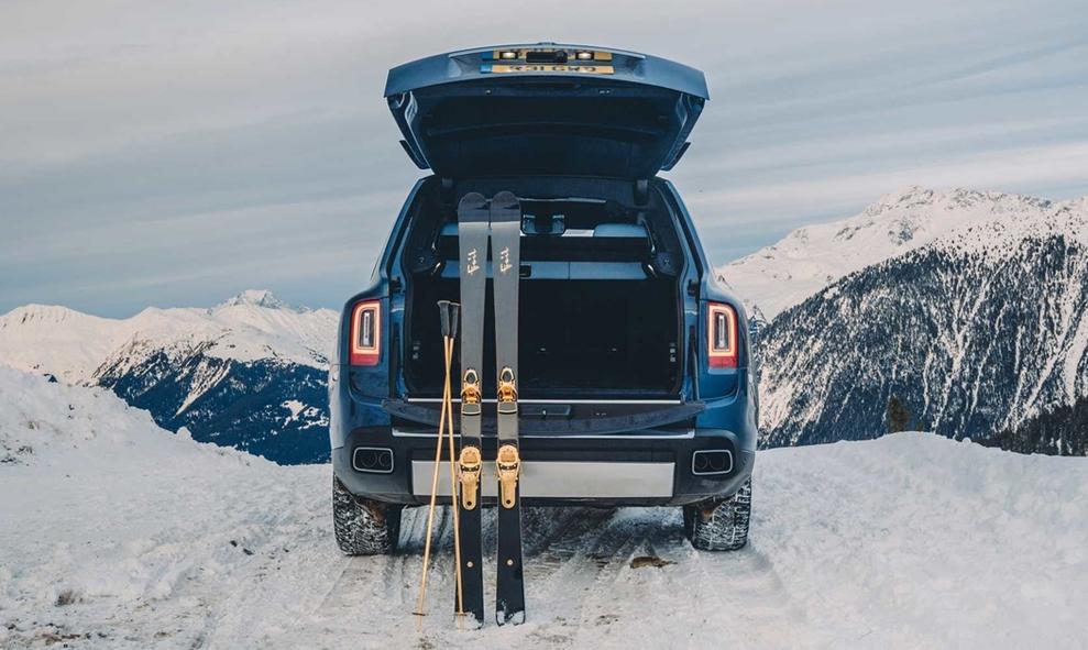 Pour la seconde année, Uber vous dépose en bas des pistes de ski