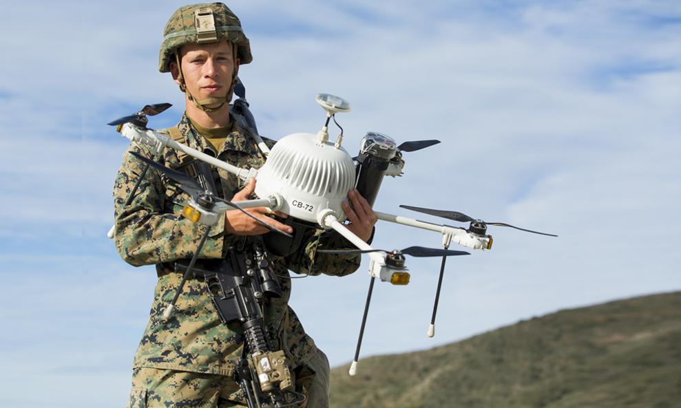 Partout en France, des drones veillent désormais au confinement de la population