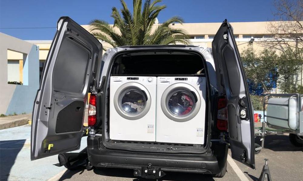"""Emmaüs lance une """"lavo'mobile"""" pour aider les sans-abri marseillais"""
