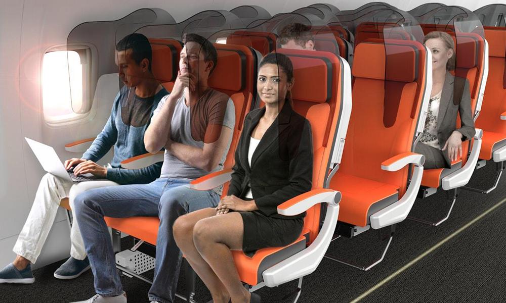 Voici à quoi ressembleront vos vols en avion après le confinement