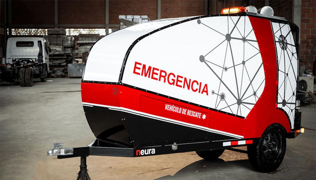 Et si on remplaçait les ambulances par ces vélos-remorques ?